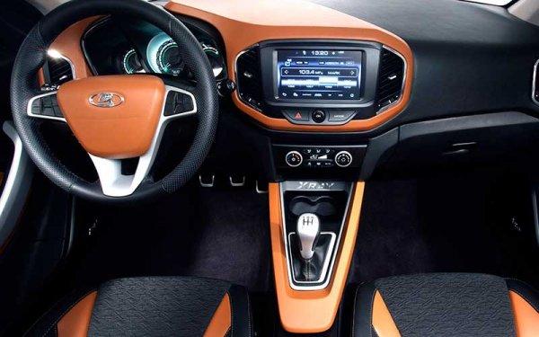 Новая Lada Xray в России
