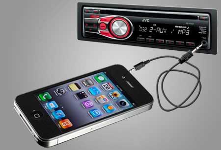 Как подключить телефон к магнитоле в автомобиле