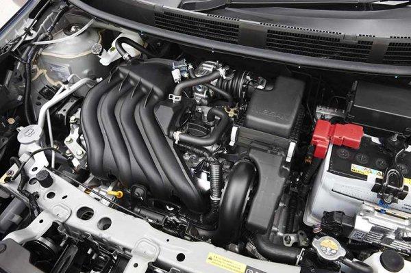 Седан Nissan Almera G15 – французско-японский автомобиль российской сборки