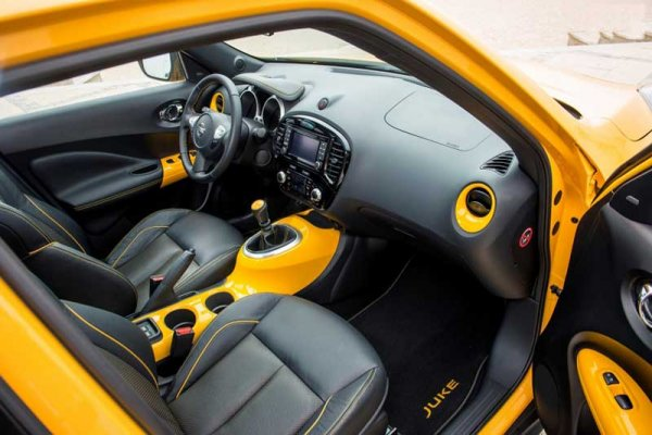 Мини-кроссовер Nissan Juke – стоит ли он своих денег