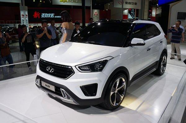 Hyundai Creta 2016 – корейский кроссовер с российской пропиской