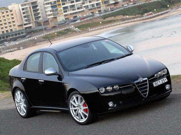 Alfa romeo 159 тест драйв, отзывы (видео)