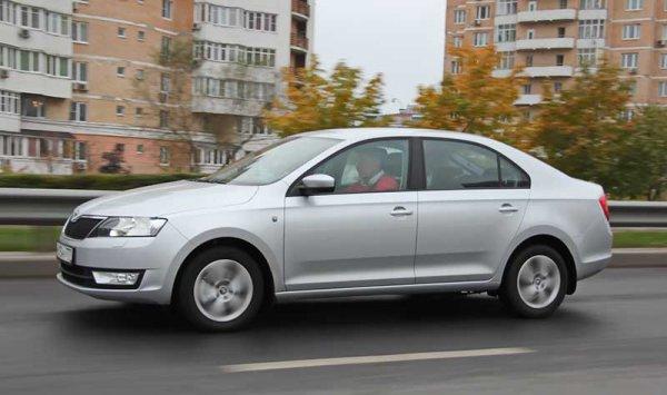 Skoda Rapid в России, обзор, преимущества и недостатки машины