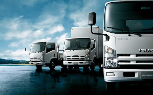 Полная техническая документация по грузовикам ISUZU