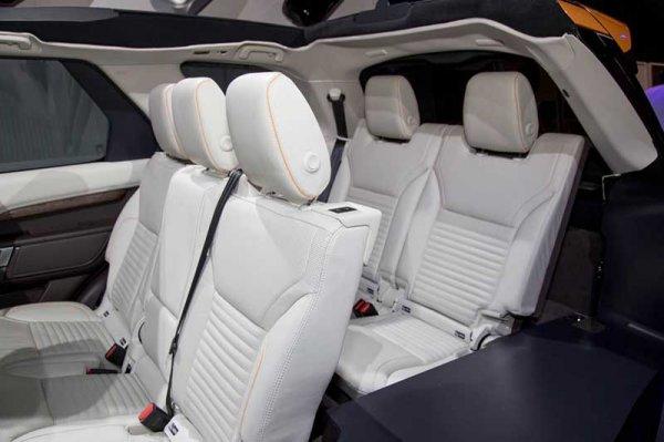 Land Rover Discovery 5 – новый внедорожник 2017 года
