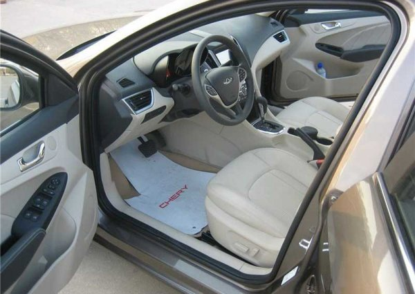 Chery Arrizo-7 – китайский седан премиального класса