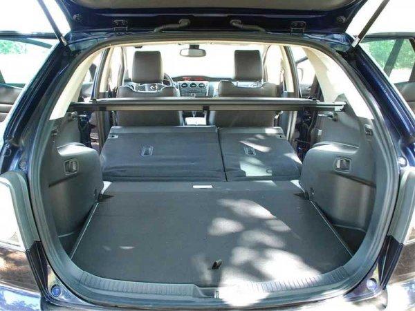 Стоит ли покупать подержанный кроссовер Mazda CX-7, отзывы