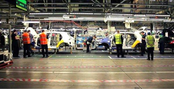 В каких странах выпускают автомобили Toyota, заводы в России
