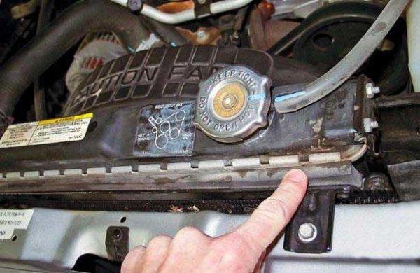 Герметики для системы охлаждения автомобиля