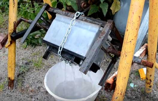 Как промыть аккумулятор и заменить электролит