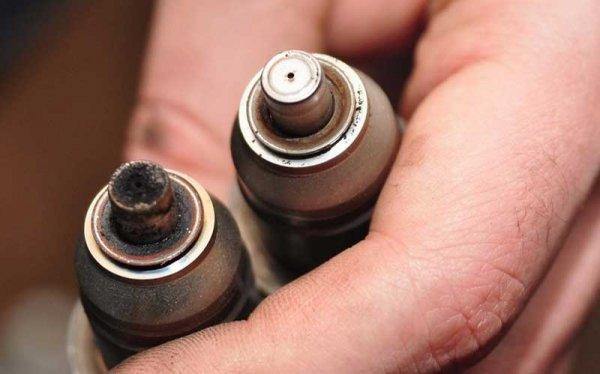 Пропуски зажигания в цилиндре, причины, диагностика, ремонт