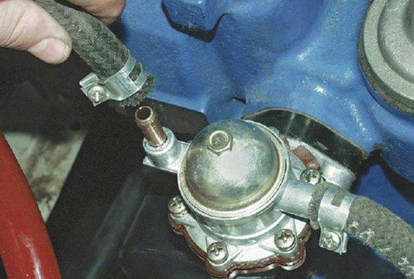 Что делать если пропало давление масла в двигателе?