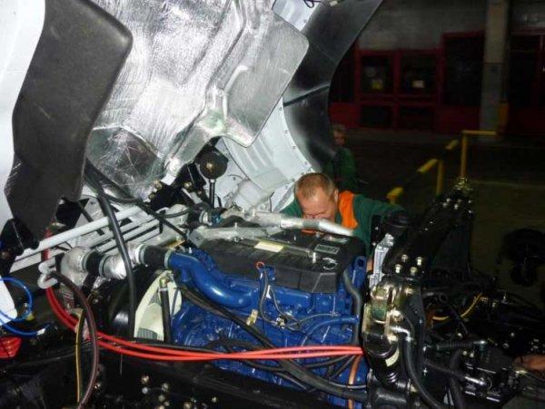 Как собирают новые грузовики КРАЗ?