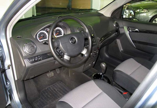 Ravon Nexia R3 — популярный автомобиль с передним приводом