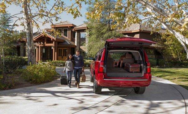 Новый Chevrolet Tahoe 2018 – мощь и комфорт в одном автомобиле