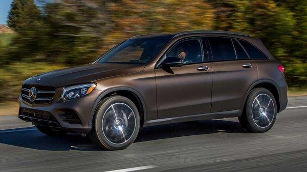 Mercedes отзывает несколько тысяч машин, проданных в нашей стране