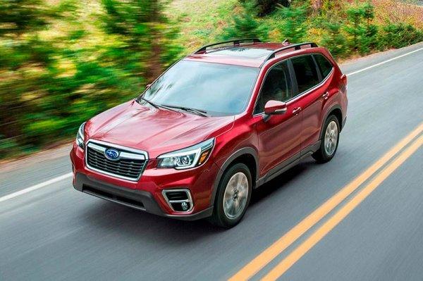 Рассекречены характеристики нового Subaru Forester для РФ