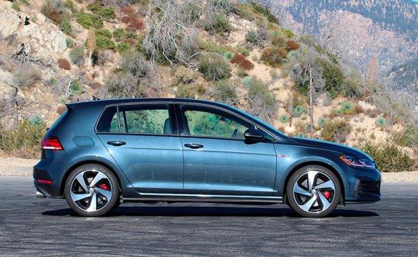 Volkswagen Golf вернулся на российский рынок
