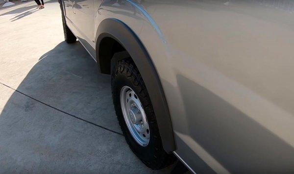 Новый Соболь Next 4х4 в оригинальном кузове с двойным кабинным модулем