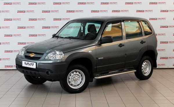 Chevrolet Niva подорожает в России c 1 октября