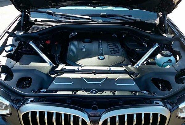 BMW X3 2019 – новый компактный кроссовер премиум-класса
