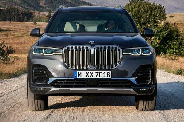 Флагманский кроссовер BMW X7 2019 года оценили в рублях