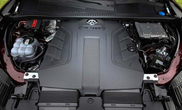В России рухнул ценник Volkswagen Touareg