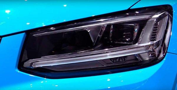 Audi SQ2 2019 – новый заряженный кроссовер от именитого бренда