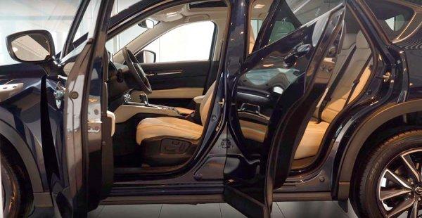 В России стартовали продажи спецверсии Mazda CX-5 Black Edition