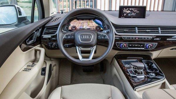 Audi Q7 может «прописаться» в Калининграде