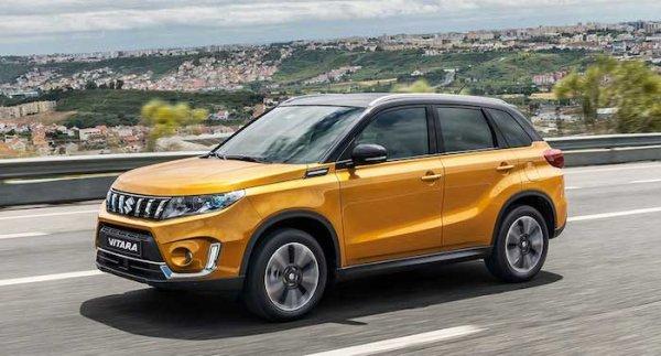 В России стартовали продажи обновленного Suzuki Vitara