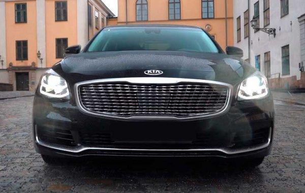 KIA К900 2019: новый флагманский седан поступил в продажу в России