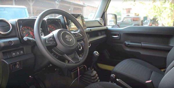 Новый Suzuki Jimny 2019 четвертого поколения – мини внедорожник с большими возможностями