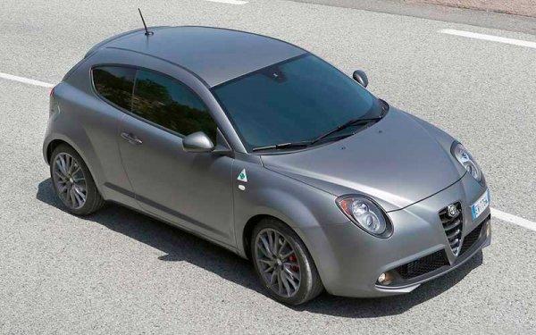 Alfa Romeo Mito – городской хэтчбек премиум класса