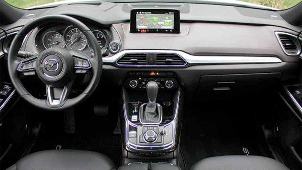 Mazda CX-9 обновилась и стала дешевле в России