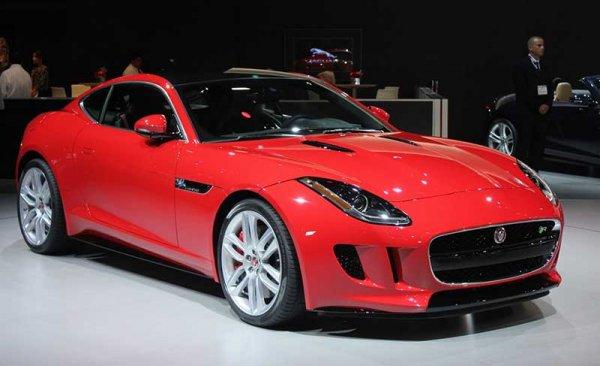 Jaguar F-Type, первое знакомство