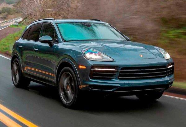 Porsche Cayenne 2019 – самый продвинутый из Кайенов