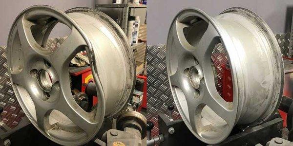 Особенности ремонта литых дисков, эффективные методы