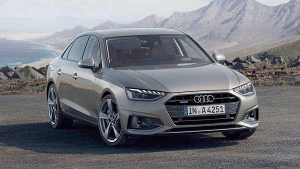Audi представила обновленную версию А4