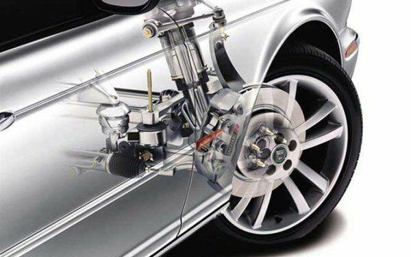 Устройство и принцип работы пневмоподвески автомобиля