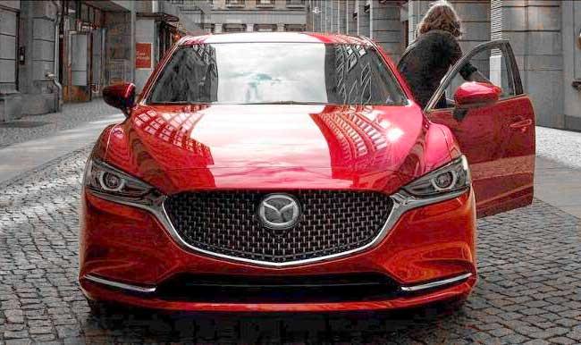 Тест драйв новой Mazda 6 2019 года