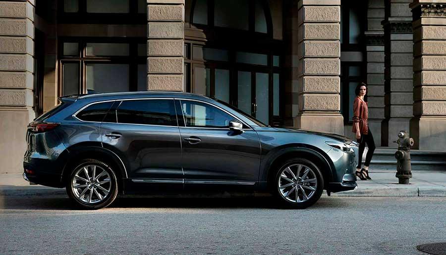 Mazda CX 9 2019 – из шлакотряски в нормальную машину