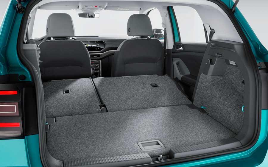 Volkswagen T-Cross – субкомпактный кроссовер на базе хэтчбека Polo