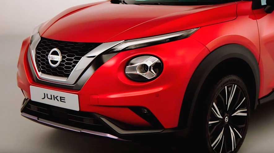 Новый Nissan Juke 2020 скоро поступит в продажу в Европе