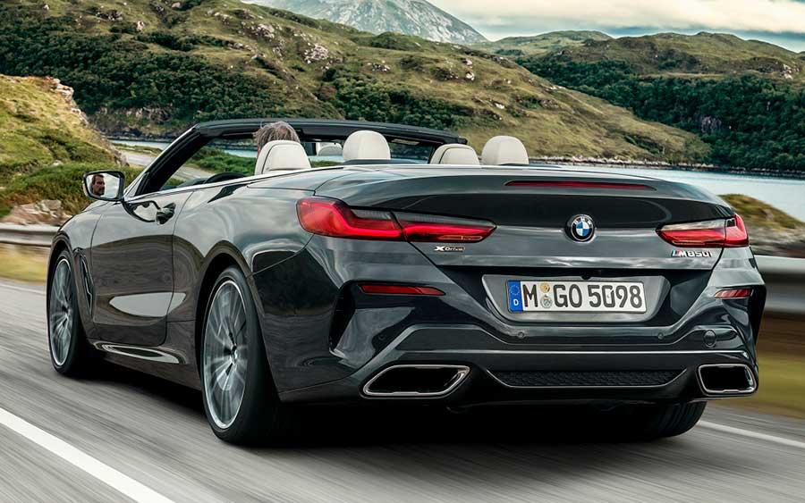 Тест драйв BMW М850i 2019/2020 восьмой серии