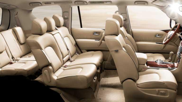 Объявлены цены на новый Nissan Patrol 2019/2020