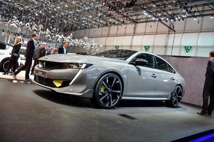 Электрический Peugeot 508 – спрос превысил все ожидаемые надежды