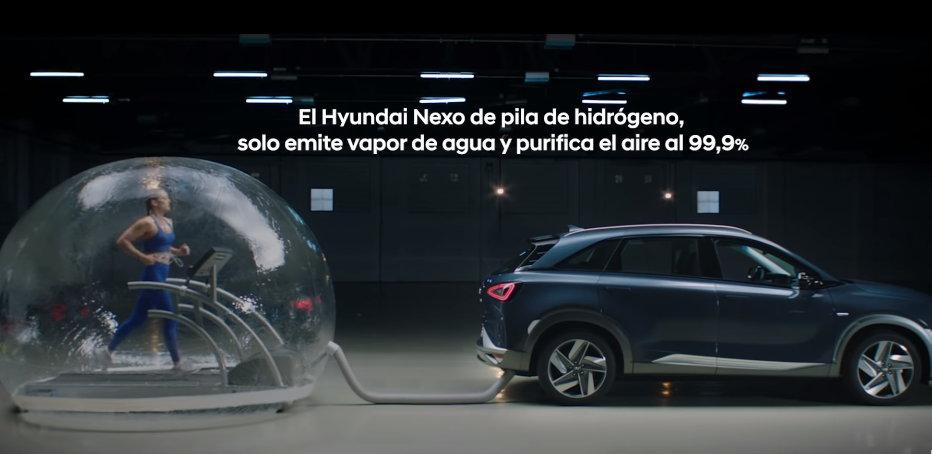 Hyundai Nexo – дышим выхлопными газами без вреда для здоровья
