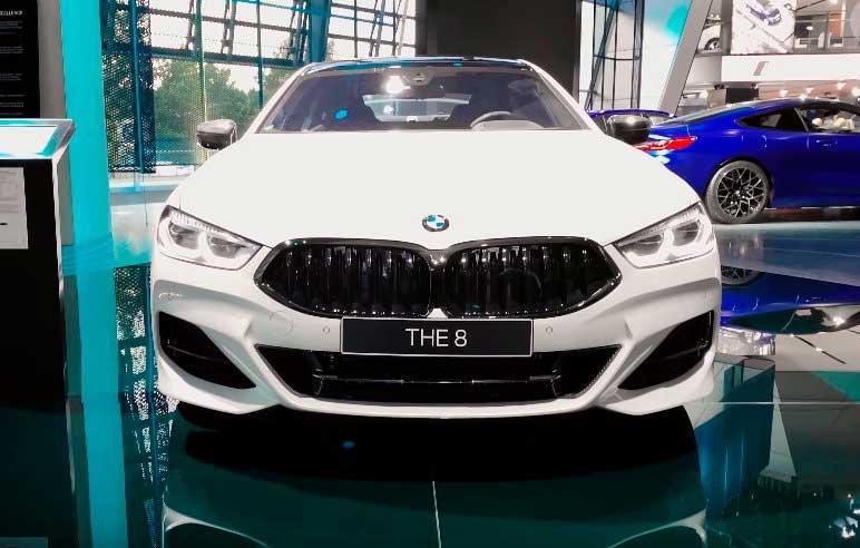 BMW представила свой первый в истории Gran Coupe второй серии