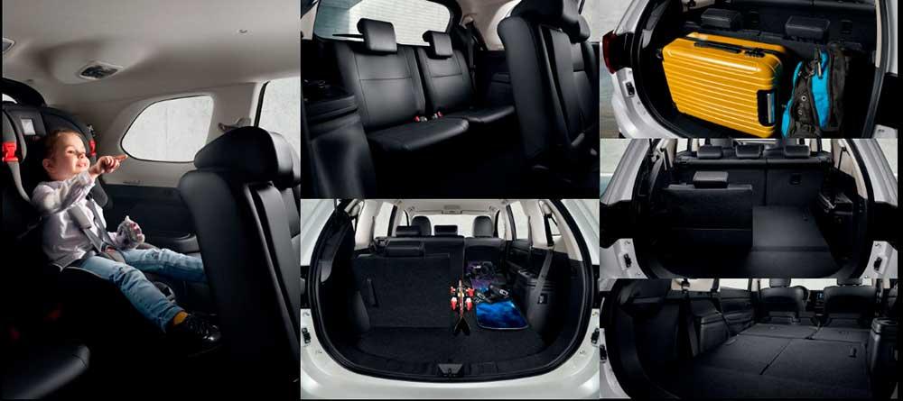 Mitsubishi Outlander 2020 – крутой Мицу с 7 местами на шару